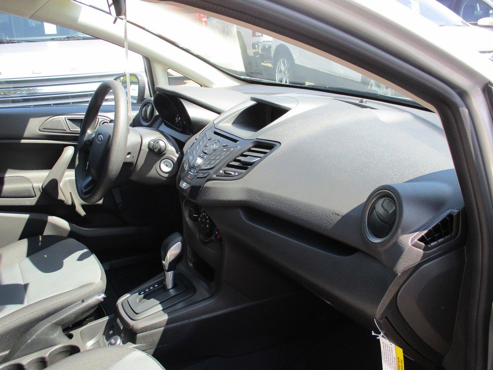 New 2019 Ford Fiesta S Sedan