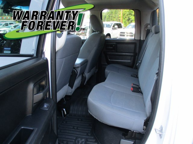 Used 2016 Ram 1500 4WD Quad Cab 140.5 Tradesman