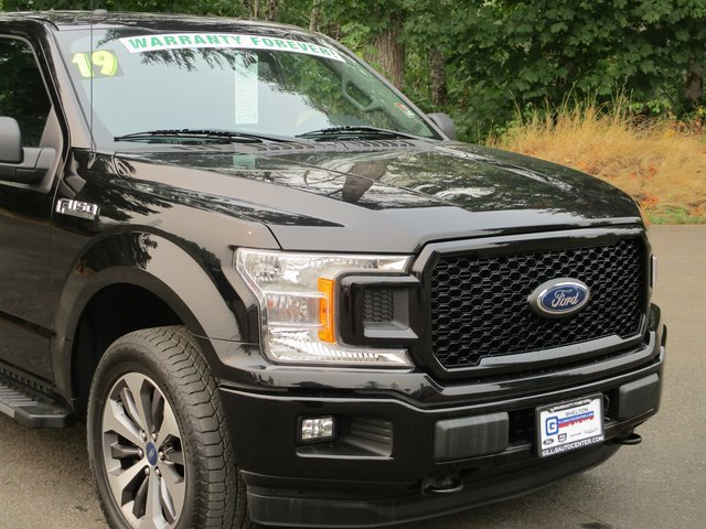 Used 2019 Ford F-150 XL 4WD SuperCrew 5.5' Box