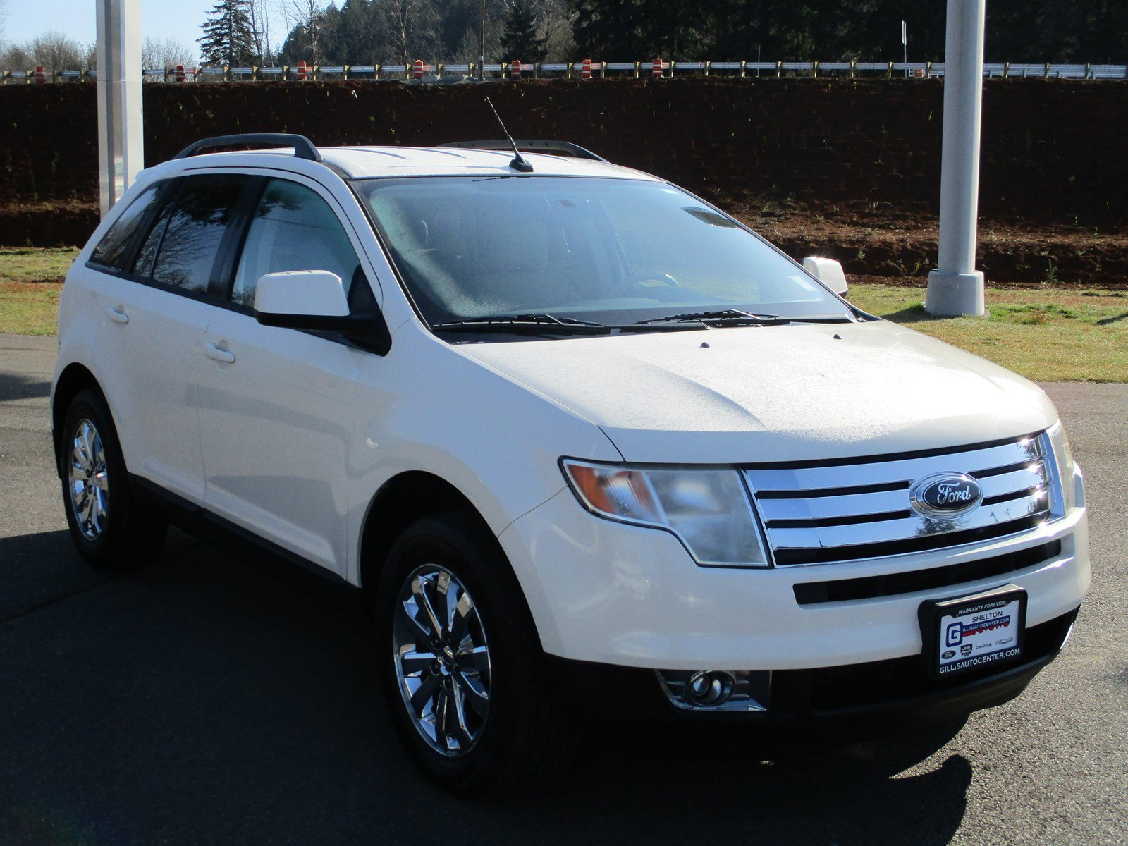Used 2008 Ford Edge 4dr SEL FWD