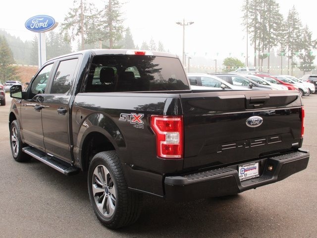 Used 2019 Ford F-150 XLT 4WD SuperCrew 5.5' Box