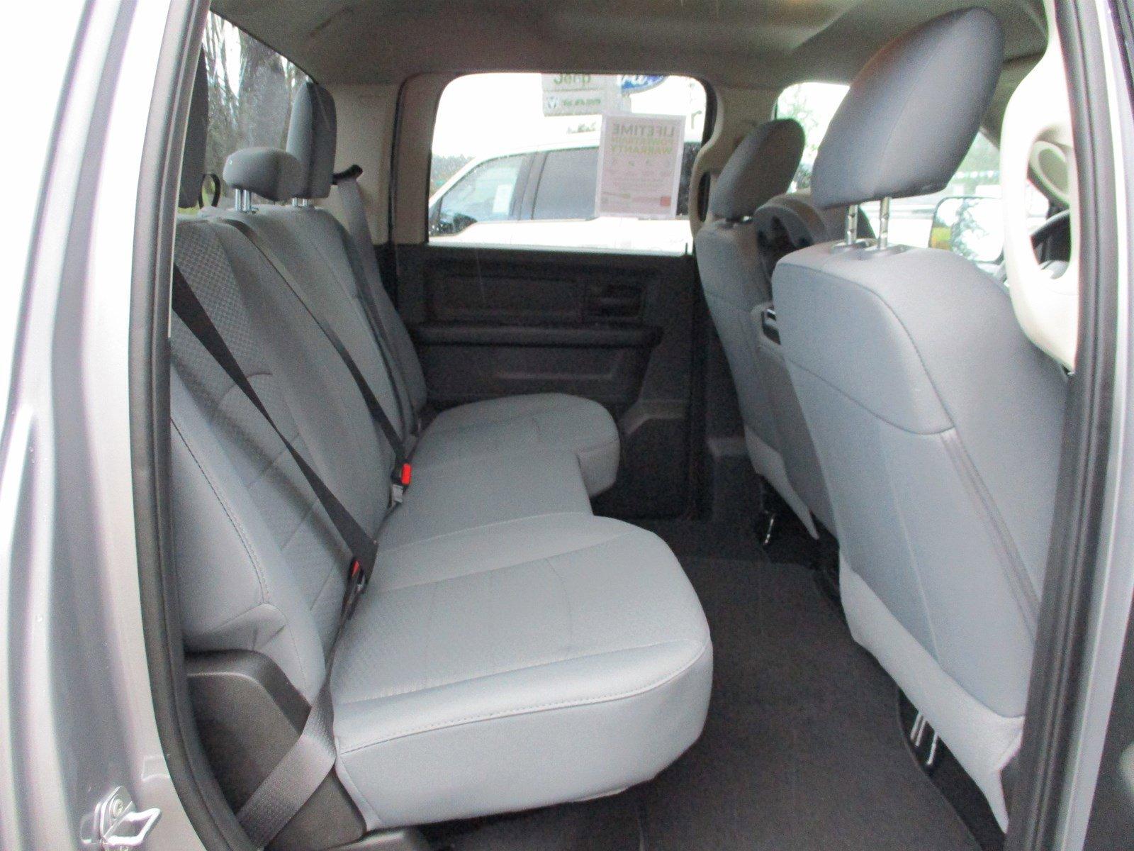 New 2019 Ram 1500 Classic Tradesman 4x4 Crew Cab 5'7 Box