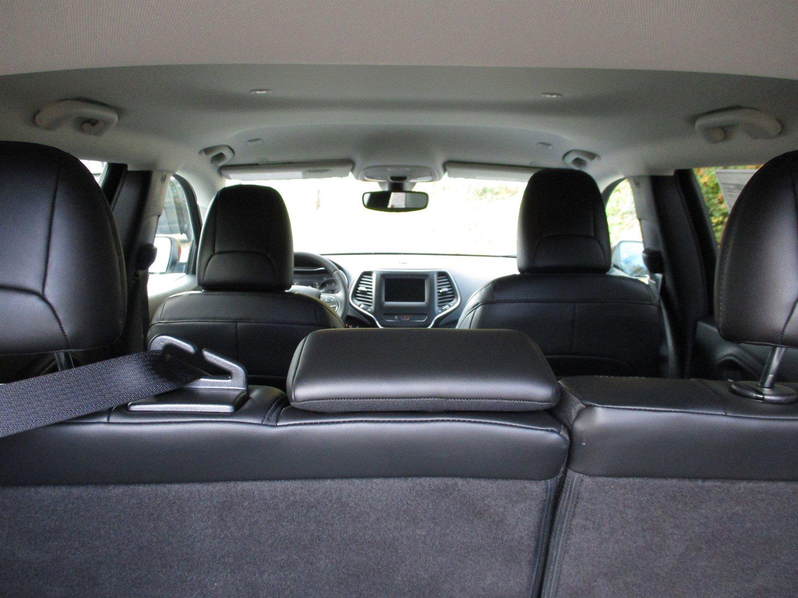 New 2020 Jeep Cherokee Latitude Plus 4x4