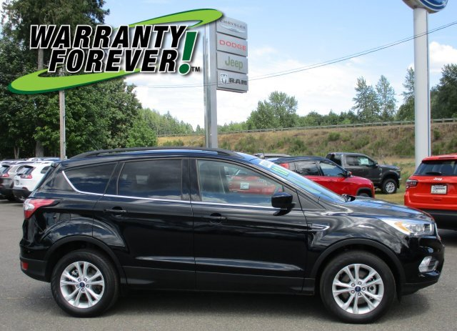 Used 2018 Ford Escape SEL 4WD