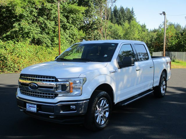 Used 2018 Ford F-150 XLT 4WD SuperCrew 6.5' Box