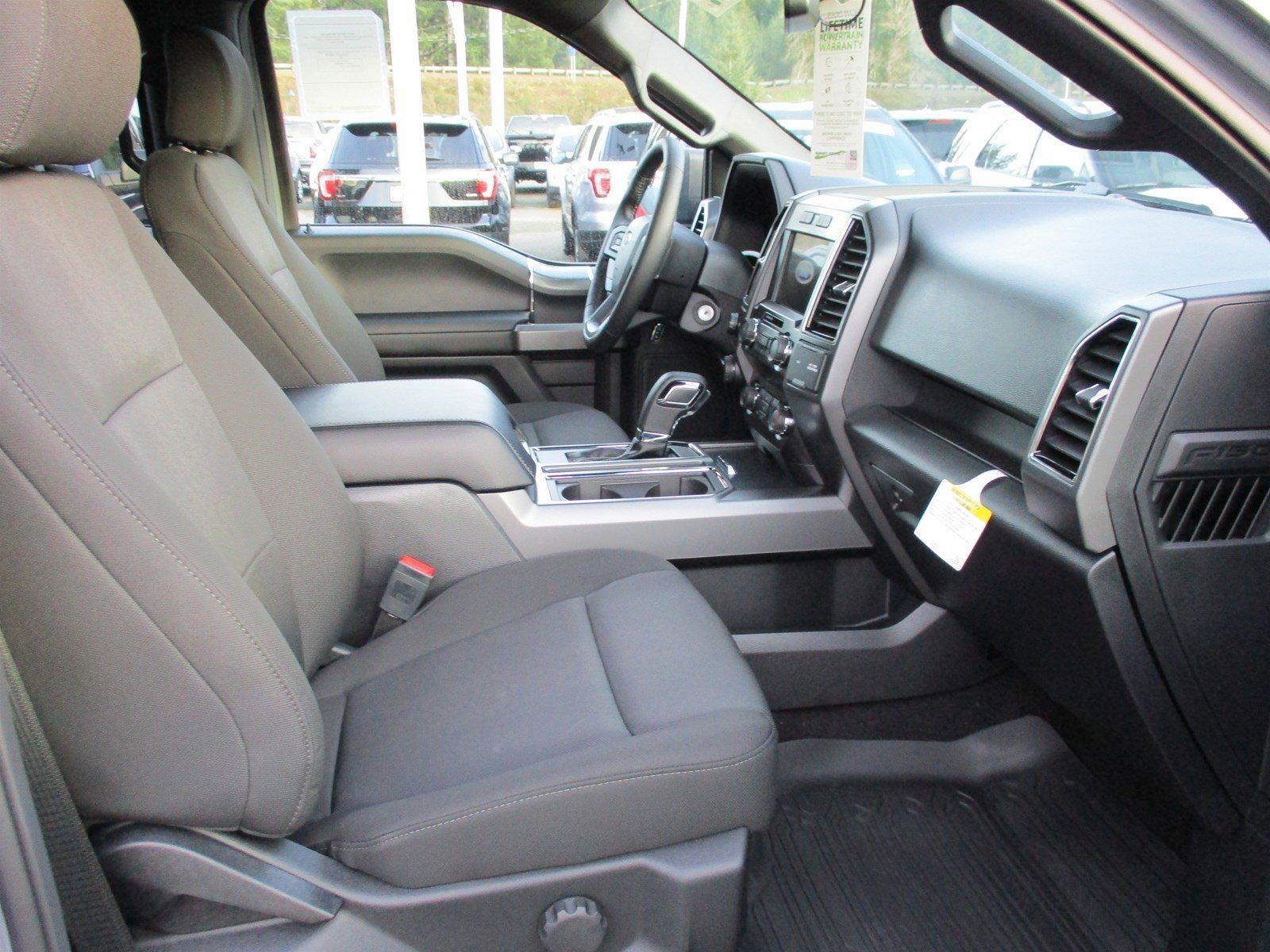 New 2019 Ford F-150 XLT 4WD SuperCrew 5.5' Box