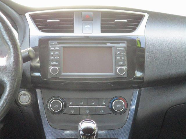 Used 2017 Nissan Sentra SR CVT
