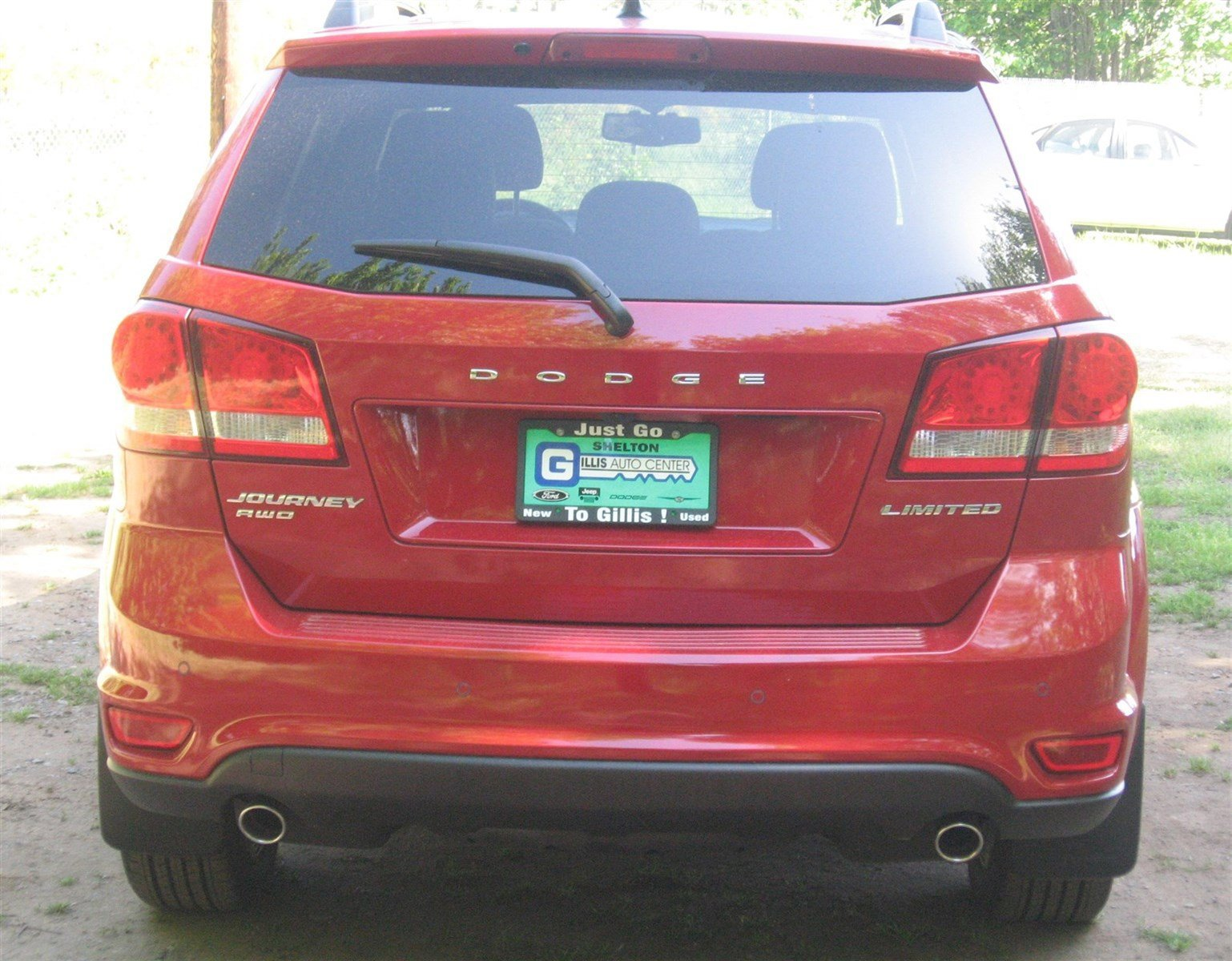 New 2015 Dodge Journey AWD 4dr Limited