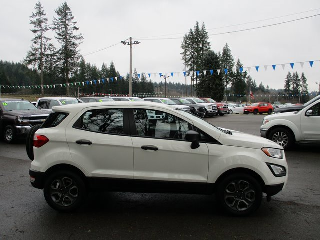 Used 2018 Ford EcoSport S FWD