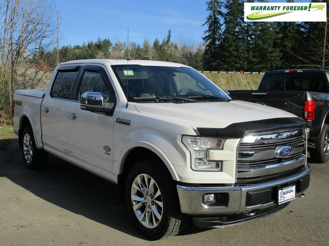 Used 2015 Ford F-150 4WD SuperCrew 145 King Ranch