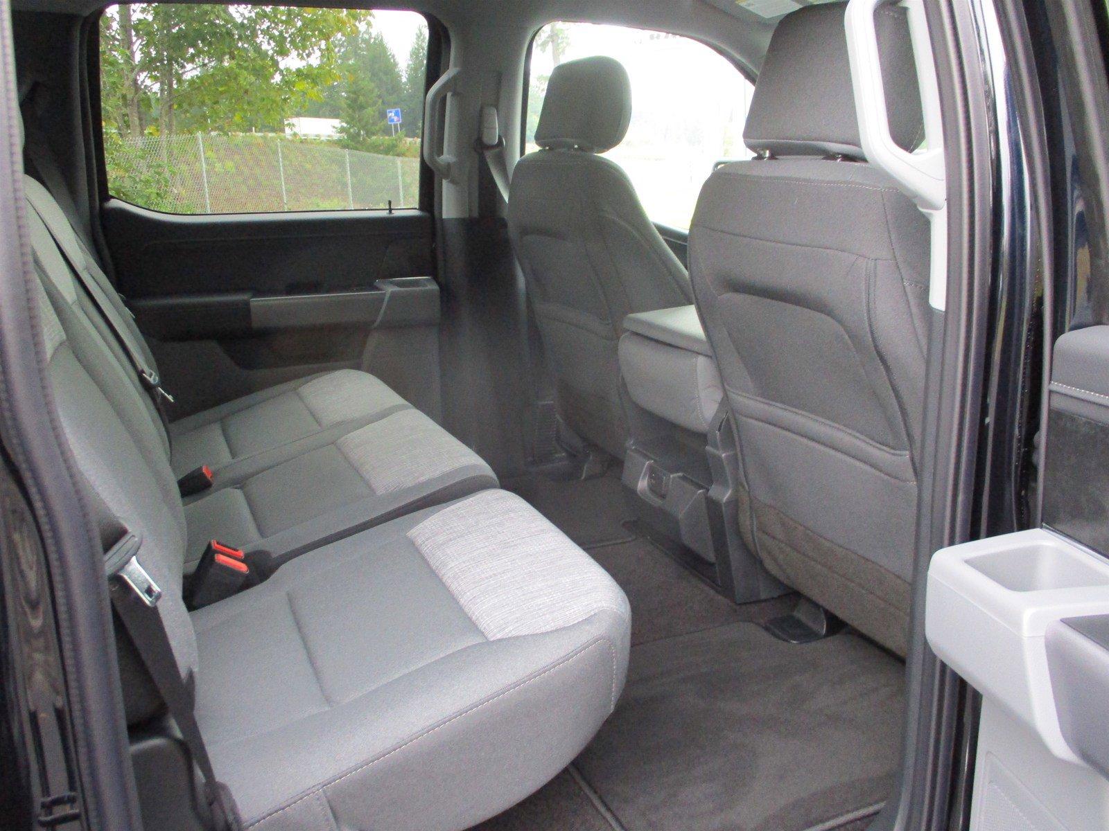 New 2021 Ford F-150 XLT 4WD SuperCrew 5.5' Box