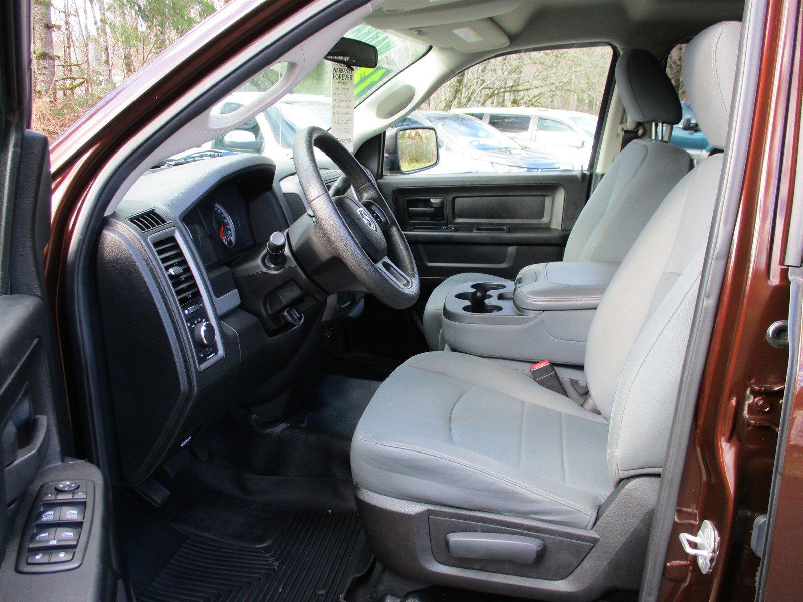 Used 2013 Ram 1500 2WD Quad Cab 140.5 Tradesman