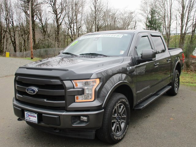 Used 2017 Ford F-150 Lariat