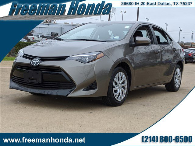 Used 2019 Toyota Corolla in Dallas, TX
