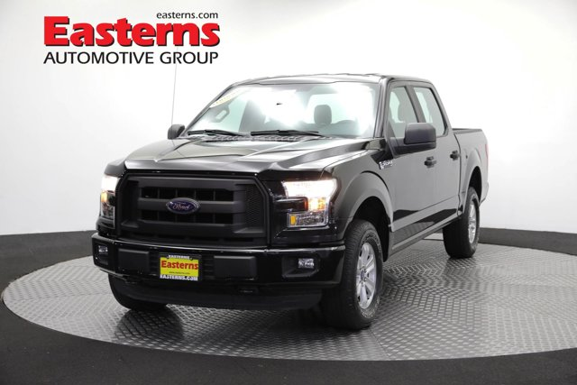 2016 Ford F-150 XL Sport FX4 Off-Road Crew Cab Pickup