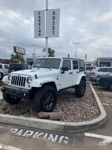 Used 2016 Jeep Wrangler Unlimited in San Diego, CA
