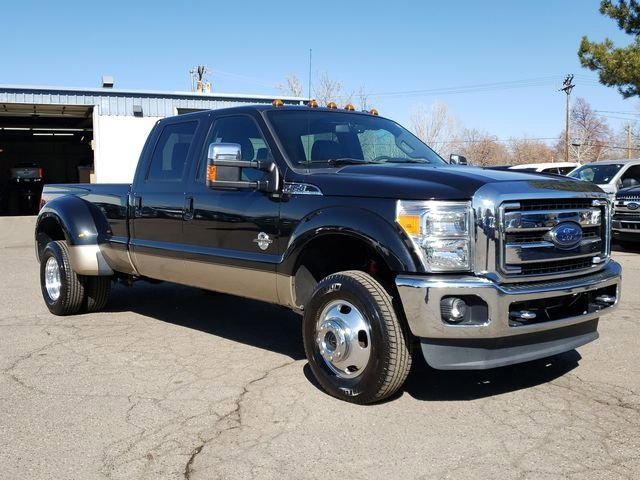 Used 2012 Ford Super Duty F-350 DRW in Fort Collins, CO