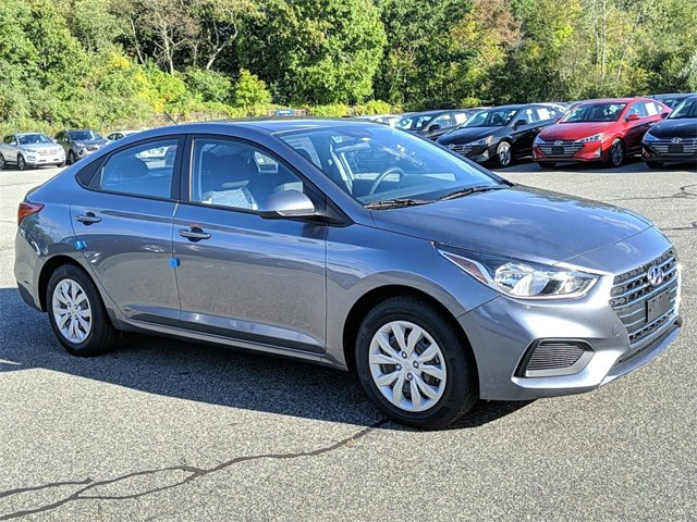 New 2020 Hyundai Accent in Seekonk, MA