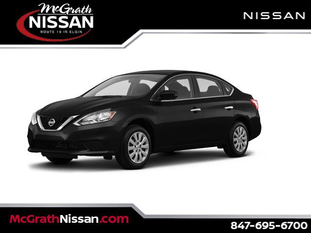 2017 Nissan Sentra S S CVT Regular Unleaded I-4 1.8 L/110 [0]