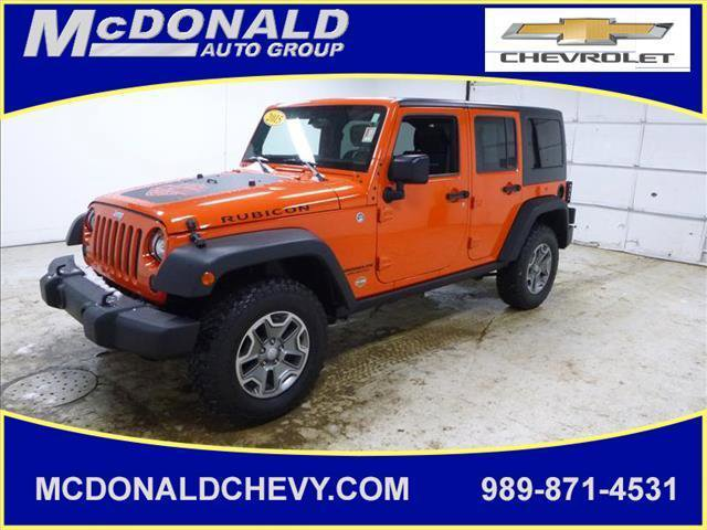 2015 Jeep Wrangler Unlimited Rubicon HEATED FRONT SEATS TRANSMISSION 5-SPEED AUTOMATIC W5A580
