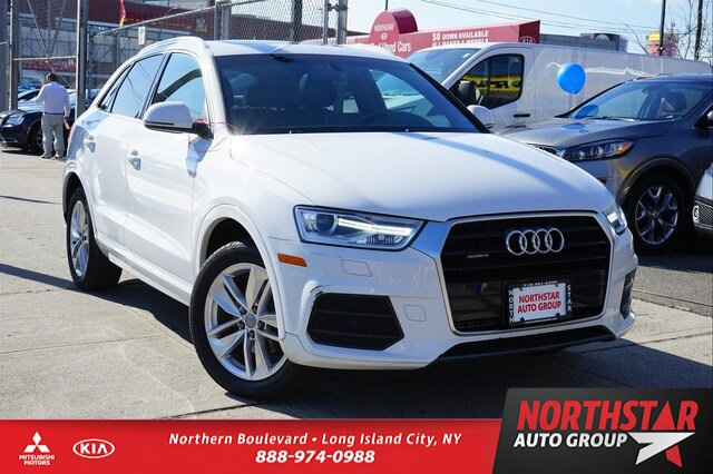 Used 2017 Audi Q3 in Long Island City, NY