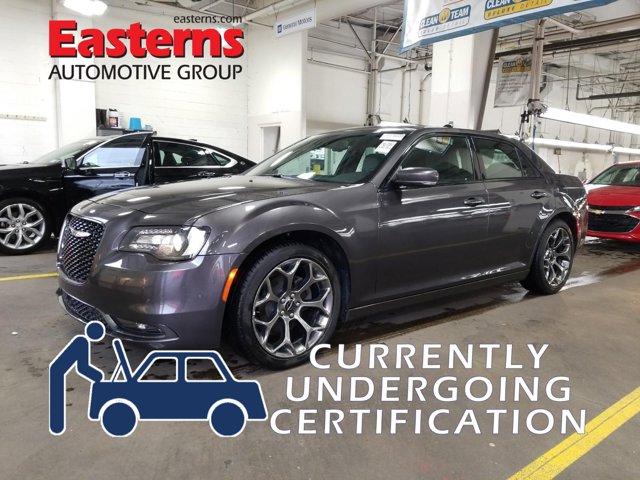 2018 Chrysler 300 300S Premium 4dr Car