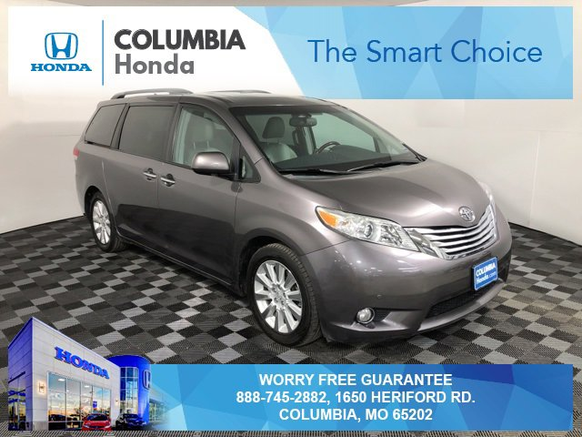 Used 2011 Toyota Sienna in Columbia, MO
