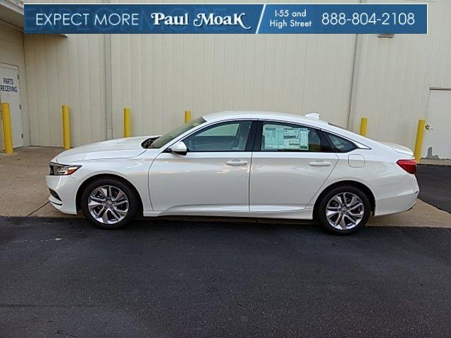 New 2019 Honda Accord Sedan in Jackson, MS