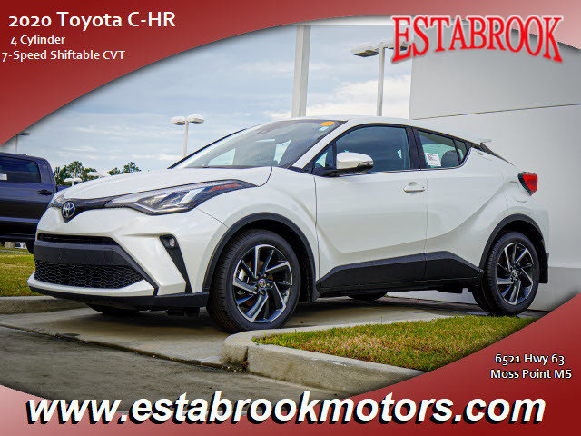 New 2020 Toyota C-HR in Moss Point, MS