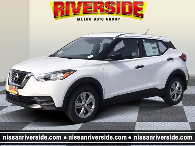 2020 Nissan Kicks S S FWD Regular Unleaded I-4 1.6 L/98 [0]