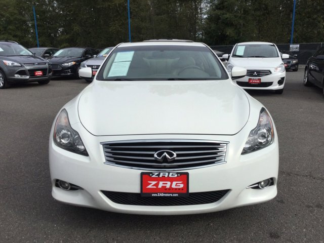 Used 2011 Infiniti G37 Coupe 2dr x AWD