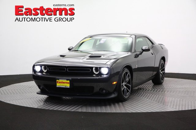 2015 Dodge Challenger R/T Scat Pack Manual 2dr Car