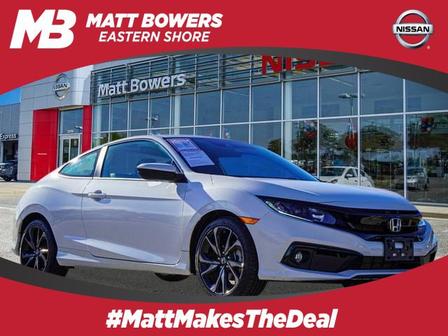 Used 2019 Honda Civic Coupe in Daphne, AL