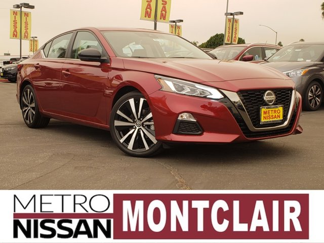2020 Nissan Altima 2.5 SR 2.5 SR Sedan Regular Unleaded I-4 2.5 L/152 [14]