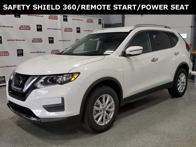 New 2020 Nissan Rogue in Jackson, MI