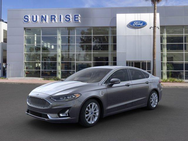 2020 Ford Fusion Energi Titanium Titanium FWD Gas/Electric I-4 2.0 L/122 [17]