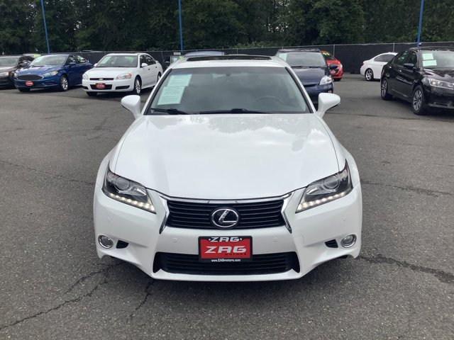 Used 2013 Lexus GS 350 4dr Sdn RWD