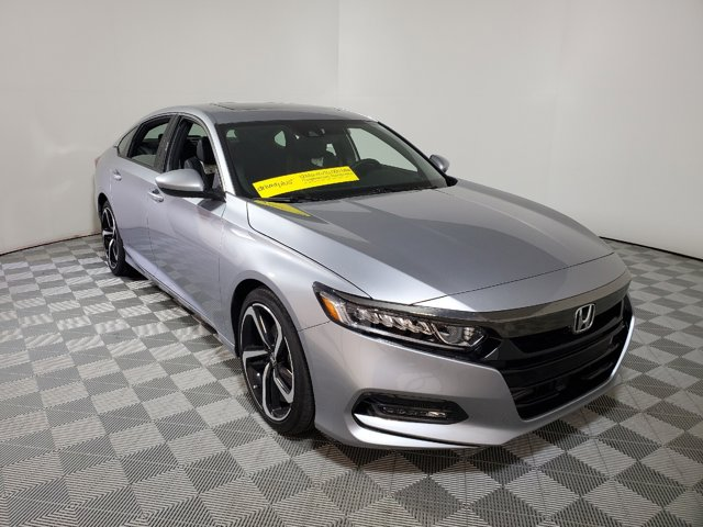 New 2019 Honda Accord Sedan in New Orleans, LA