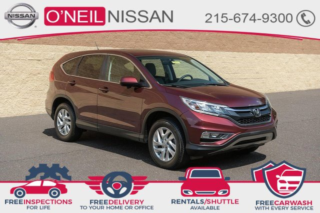 2016 Honda CR-V EX AWD 5dr EX Regular Unleaded I-4 2.4 L/144 [1]