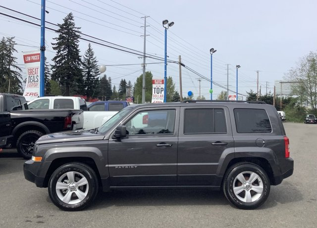 Used 2016 Jeep Patriot FWD 4dr Latitude