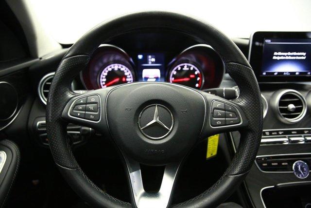2017 Mercedes-Benz C-Class for sale 124847 9