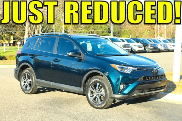 Used 2017 Toyota RAV4 in Tallahassee, FL