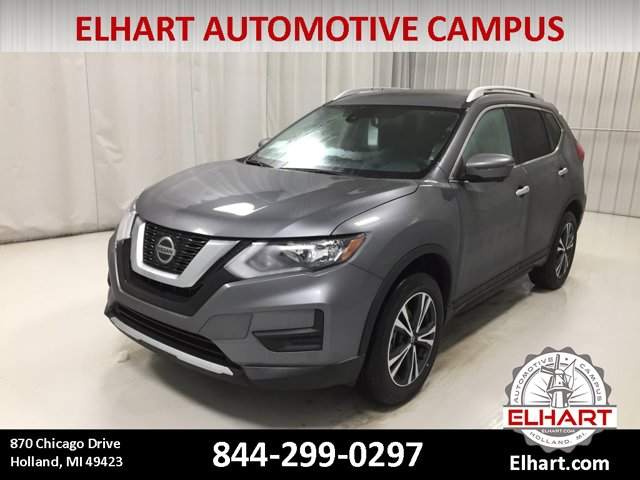 New 2020 Nissan Rogue in Holland, MI