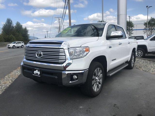 Used 2017 Toyota Tundra in Burlington, WA