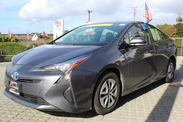 Used 2016 Toyota Prius in Berkeley, CA