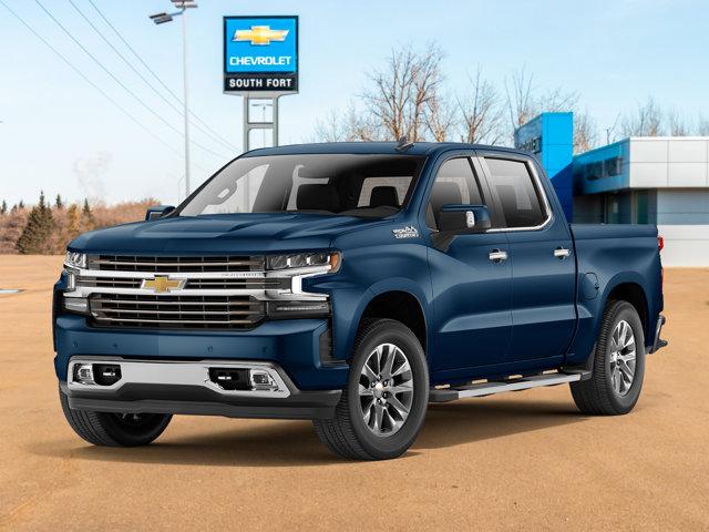 "2022 Chevrolet Silverado 1500 LTD High Country Crew Cab 4WD 4WD Crew Cab 147"" High Country Gas V8 5.3L/325 [1]"