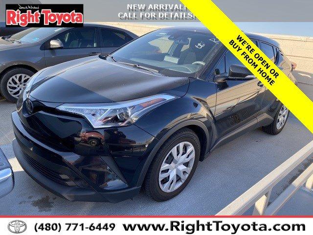 2019 Toyota C-HR  Regular Unleaded I-4 2.0 L/121 [2]