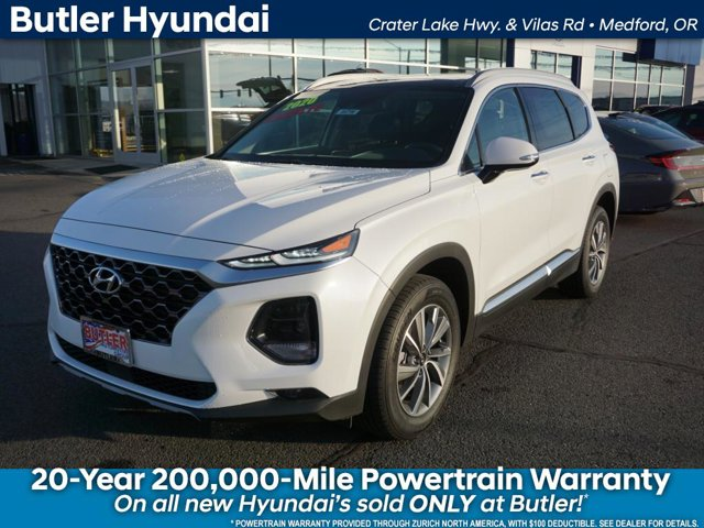 New 2020 Hyundai Santa Fe in Medford, OR
