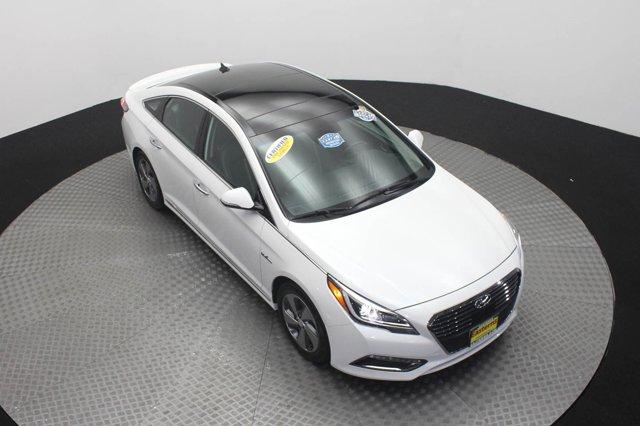 2017 Hyundai Sonata Hybrid for sale 125172 2