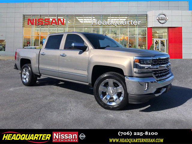 Used 2017 Chevrolet Silverado 1500 in , AL